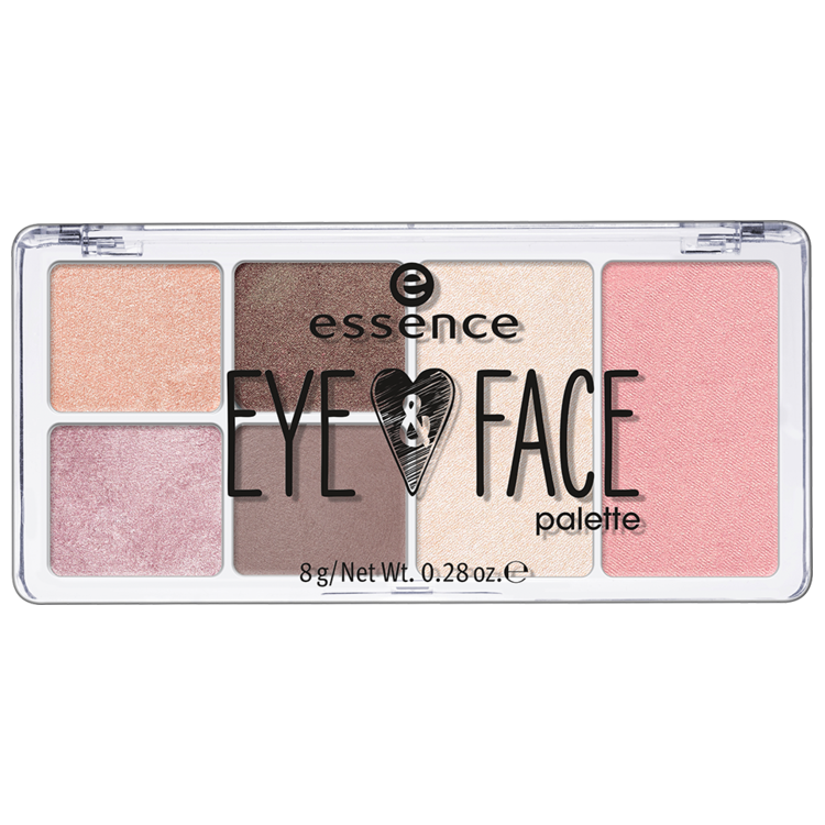 Essence Eye & Face Palette 01 Glow For It