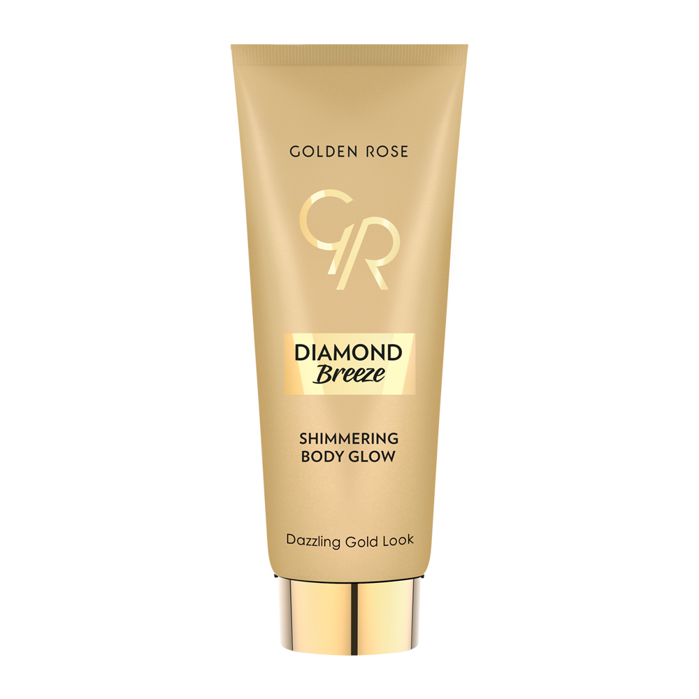 Golden Rose Diamond Breeze Shimmering Body Glow