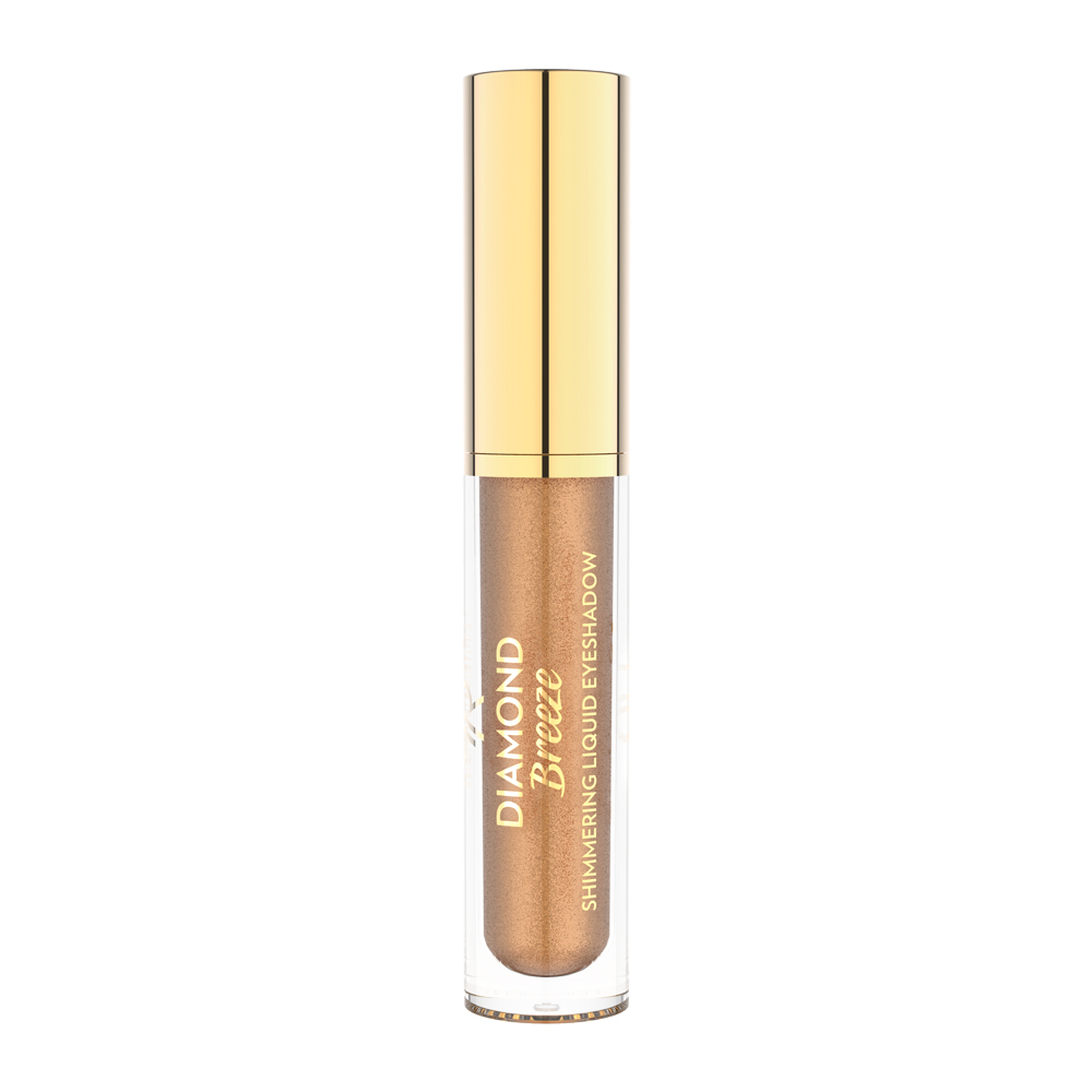 Golden Rose Diamond Breeze Shimmering Liquid Eyeshadow