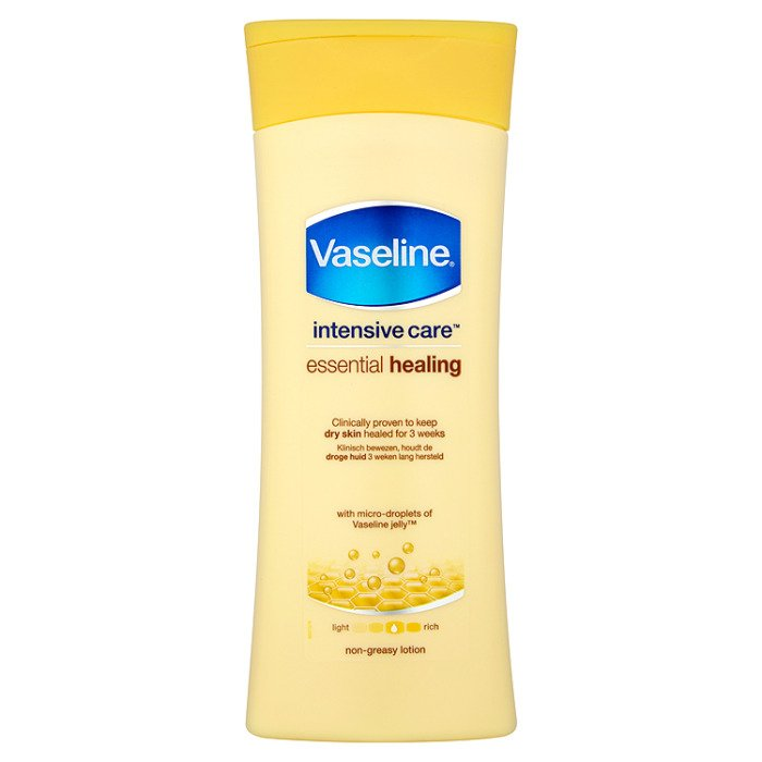 Vaseline Intensive Care Essential Healing Body Lotion  - 400ml