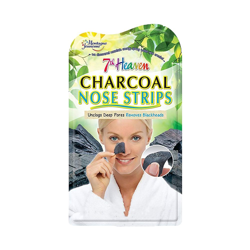 7th Heaven Charcoal Nose Strips(8 Nose Strips)