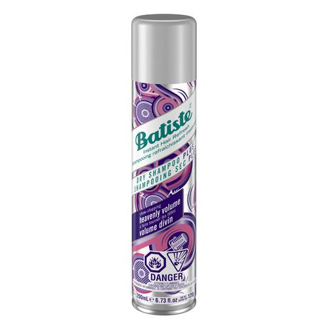 Batiste Dry Shampoo Plus Heavenly Volume (200ml)
