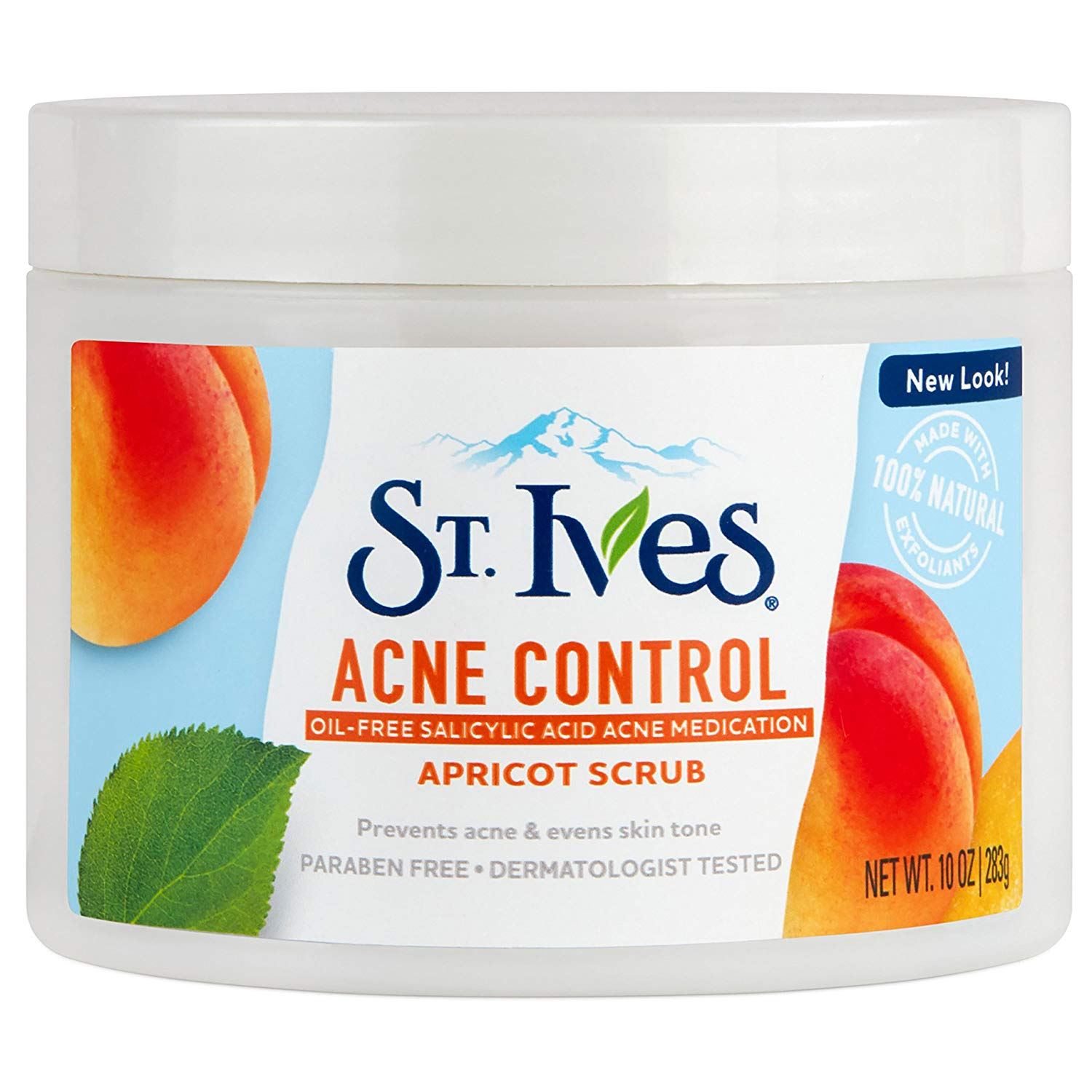 St. Ives Acne Control Apricot Scrub, 283g