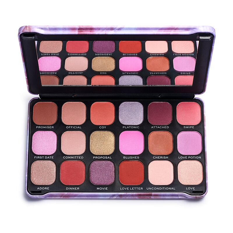 Makeup Revolution Forever Flawless Unconditional Love Palette