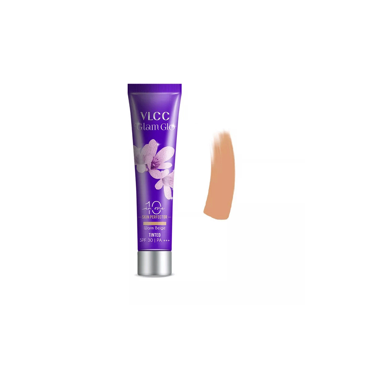 VLCC Glam Glo 10 in 1 Skin Perfector - Warm Beige SPF 30 PA+++ (30gm)
