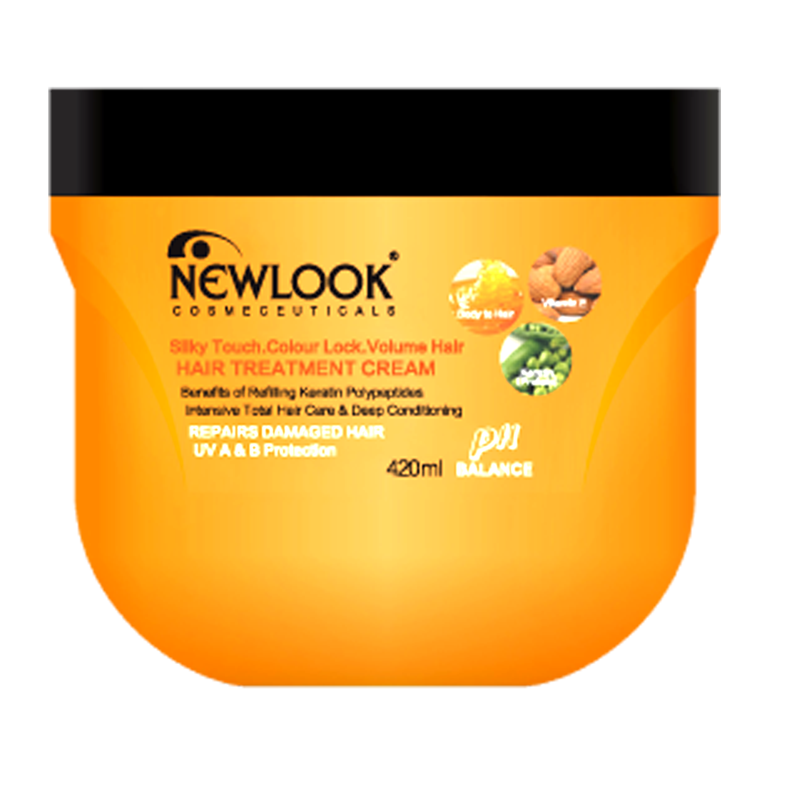 Newlook Hair Treatment Cream - 420 ml