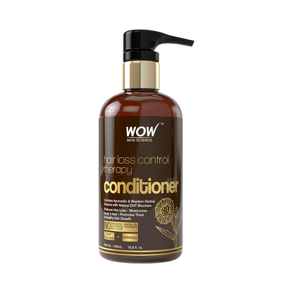 WOW Skin Science Hair Loss Control Therapy Conditioner - 500ml
