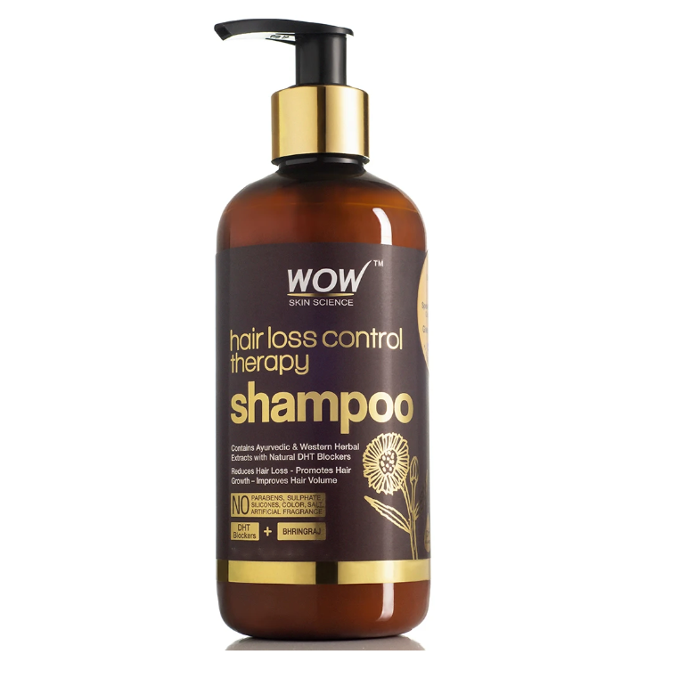 WOW Skin Science Hair Loss Control Therapy Shampoo - 500ml