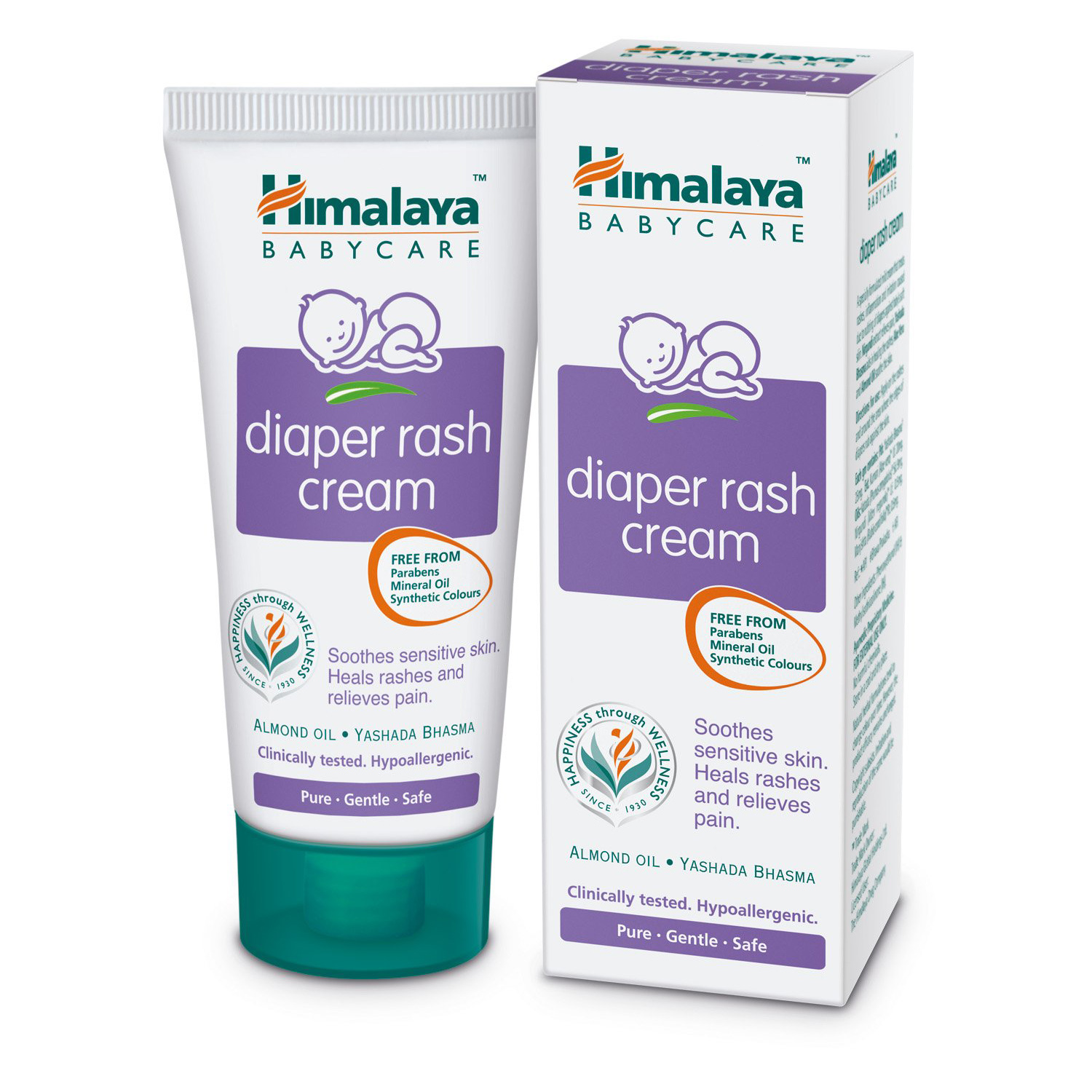 Himalaya Baby Care Diaper Rash Cream, 50g