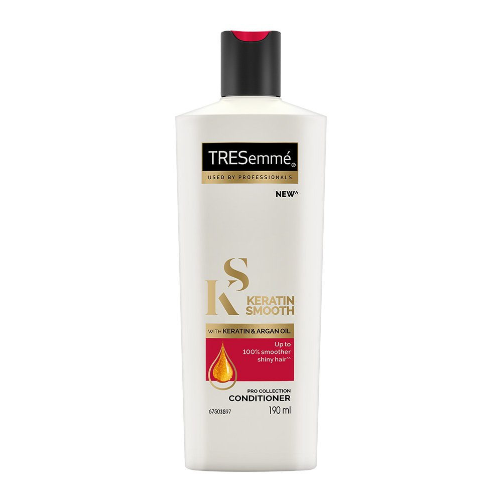 TRESemme Keratin Smooth Conditioner With Argan Oil -190ml