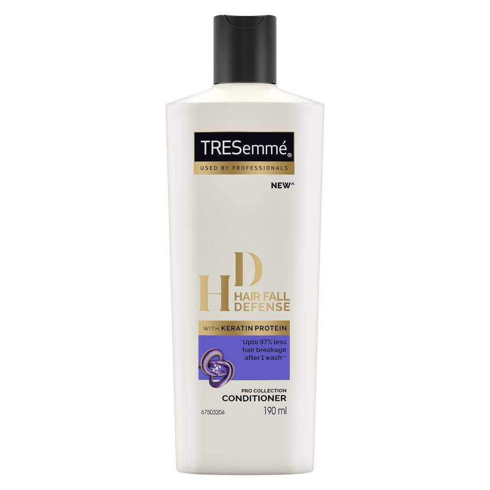 TRESemme Hair Fall Defense Conditioner - 190ml