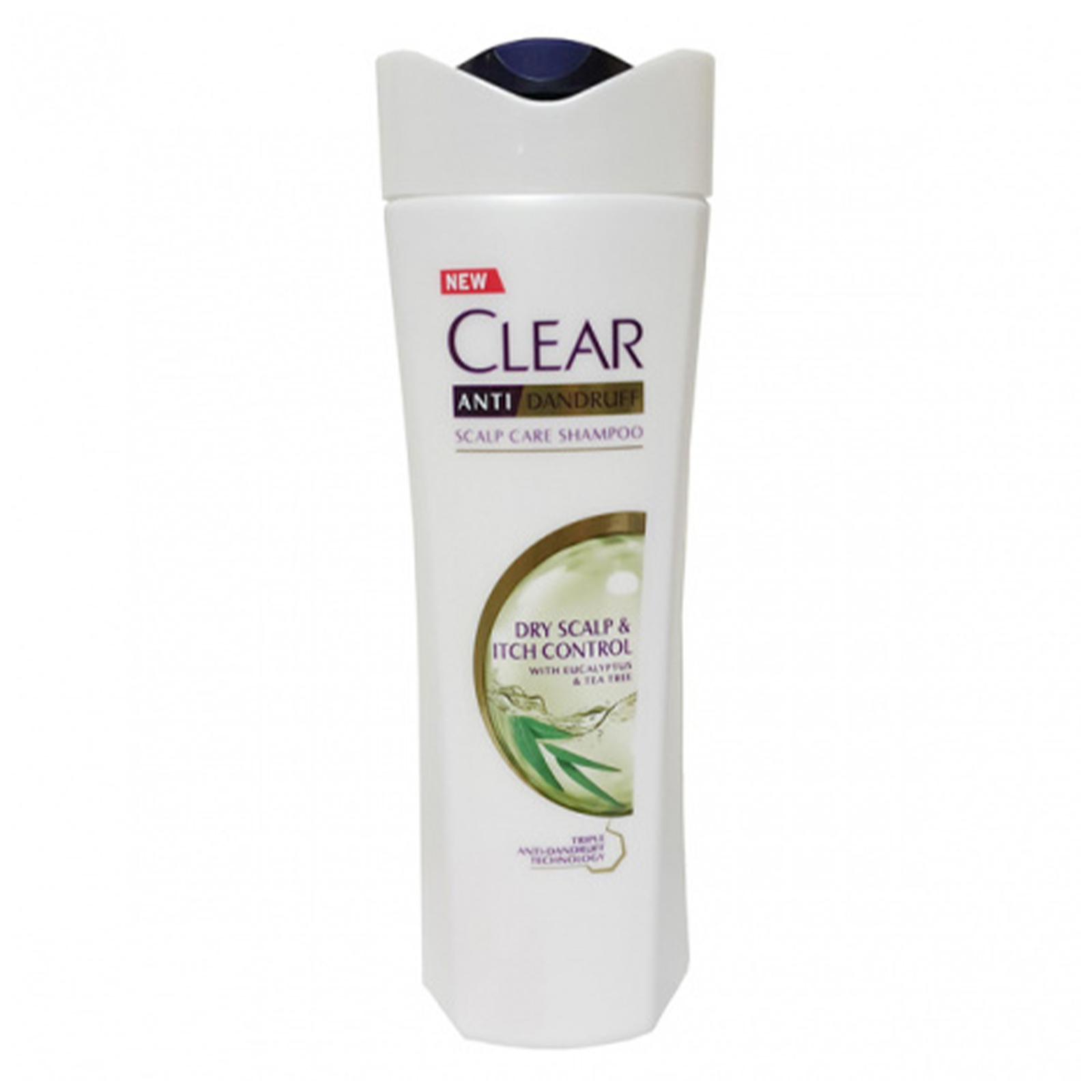 Clear Dry Scalp and Itch Control Shampoo - 330ml
