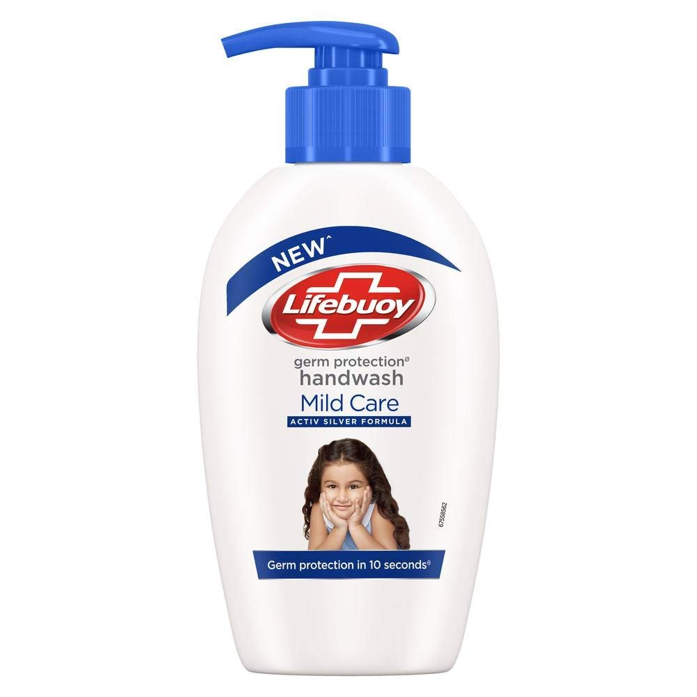 Lifebuoy Mild Care Hand Wash - 190ml