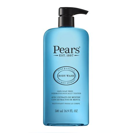 Pears Mint Extract Body Wash