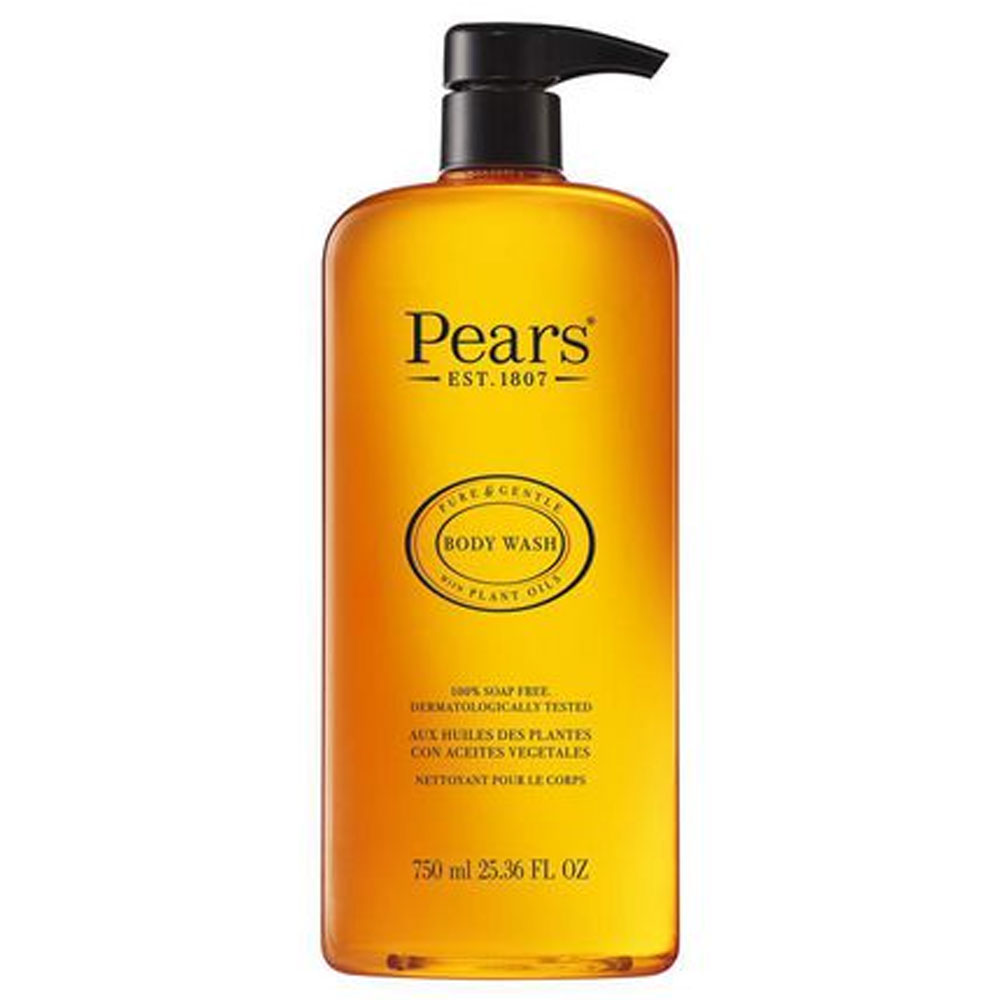 Pears Pure & Gentle Natural Body Wash