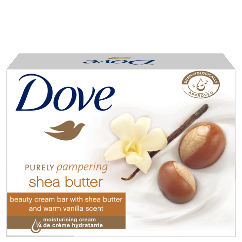 Dove Purely Pampering Shea Butter Beauty Bar - 100g