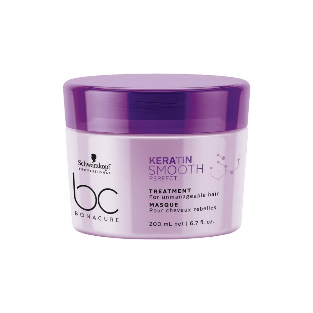 Schwarzkopf Professional BC Bonacure Keratin Smooth Perfect Treatment - 200ml