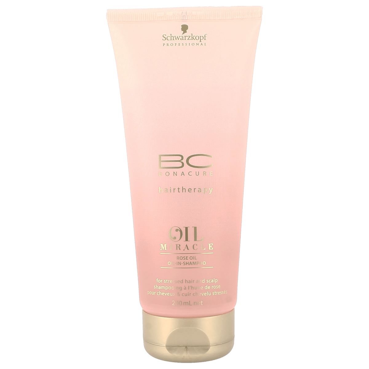 Schwarzkopf Professional BC Bonacure Oil Miracle Rose Oil-In-Shampoo - 200ml