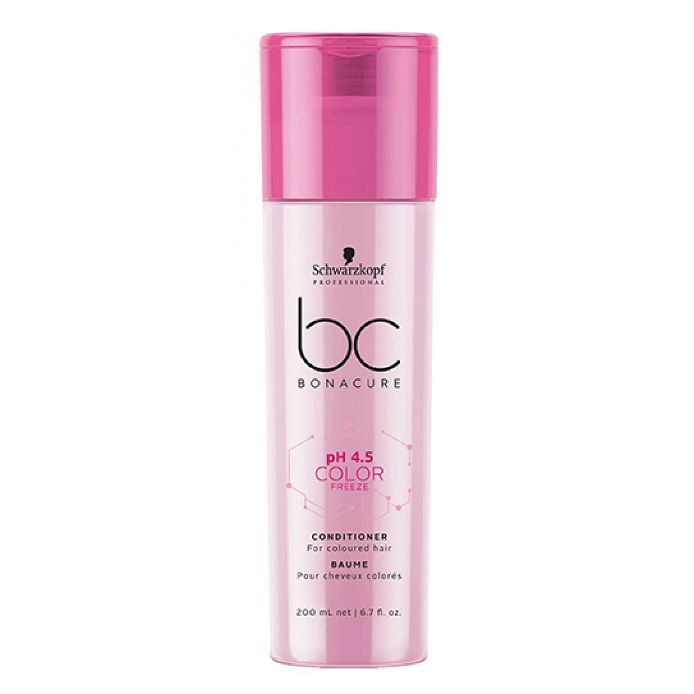Schwarzkopf Professional BC Bonacure pH 4.5 Color Freeze Conditioner - 200ml