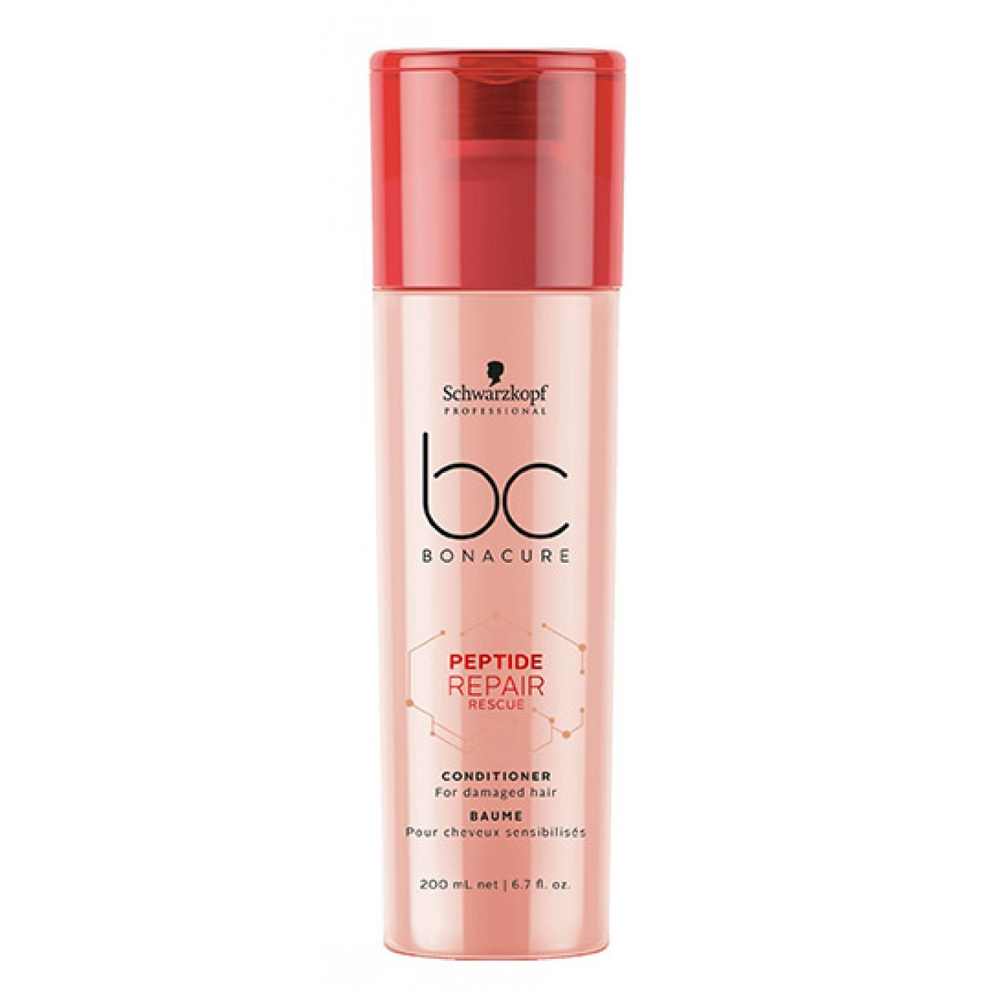 Schwarzkopf Professional BC Bonacure Repair Rescue Conditioner - 200ml