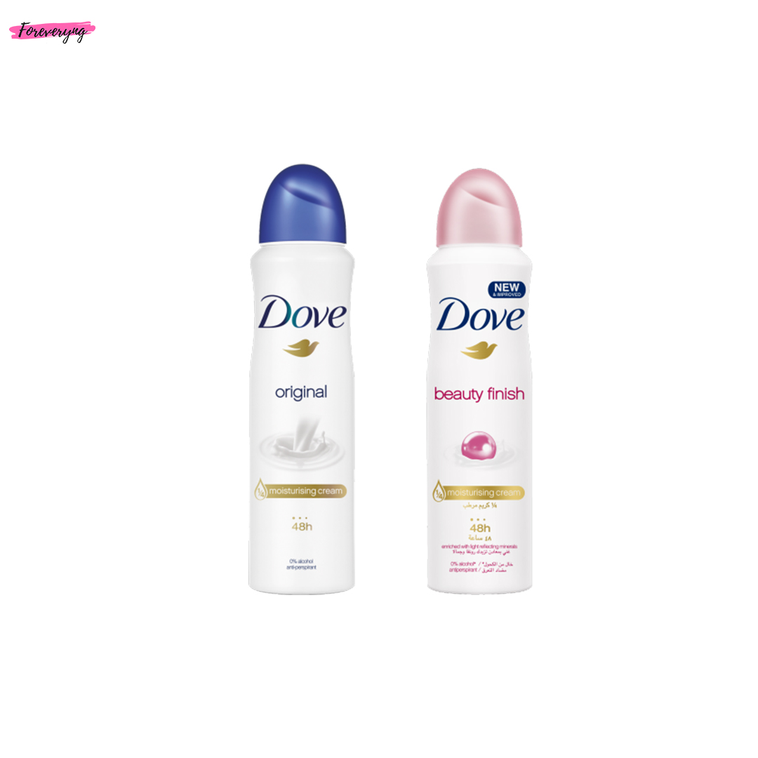 Buy One Dove Antiperspirant Body Spray & Get Another One Absolutely Free!!