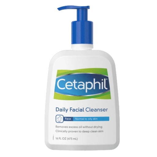 Cetaphil Daily Facial Cleanser - 473 ml