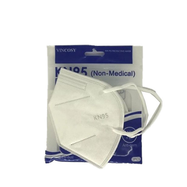 Vincosy KN95 (Non-Medical) Protective Mask - 2Pcs