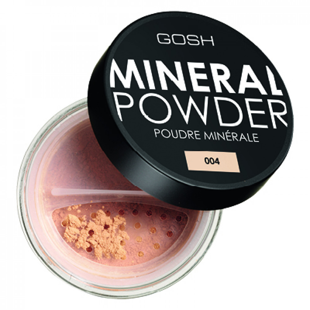 Gosh Mineral Loose Powder - 004 Natural