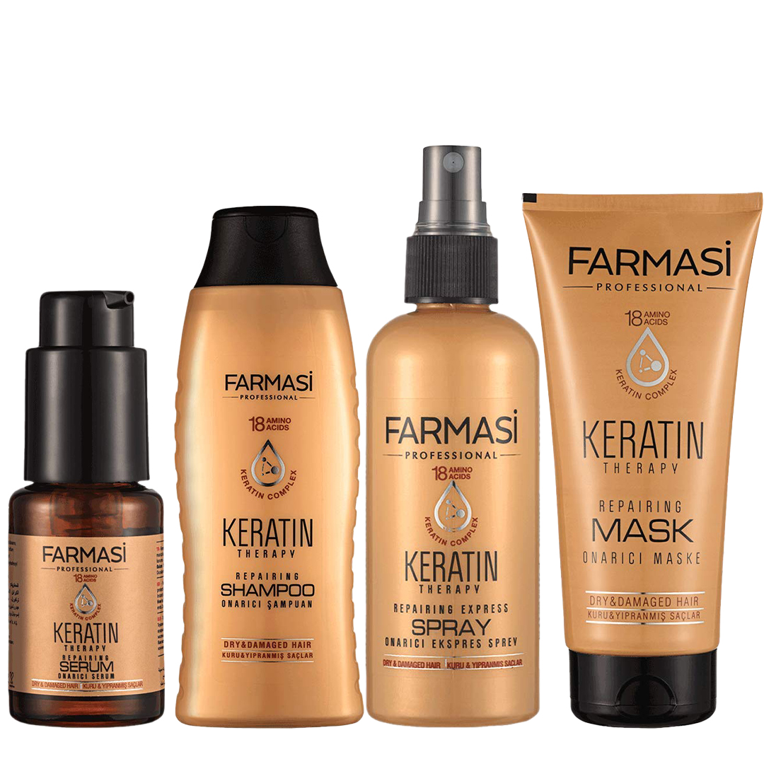 Farmasi Keratin Therapy Set