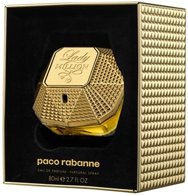 Paco Rabanne Lady Million Collector Edition 2016 Perfume For Women 80ml Eau de Parfum
