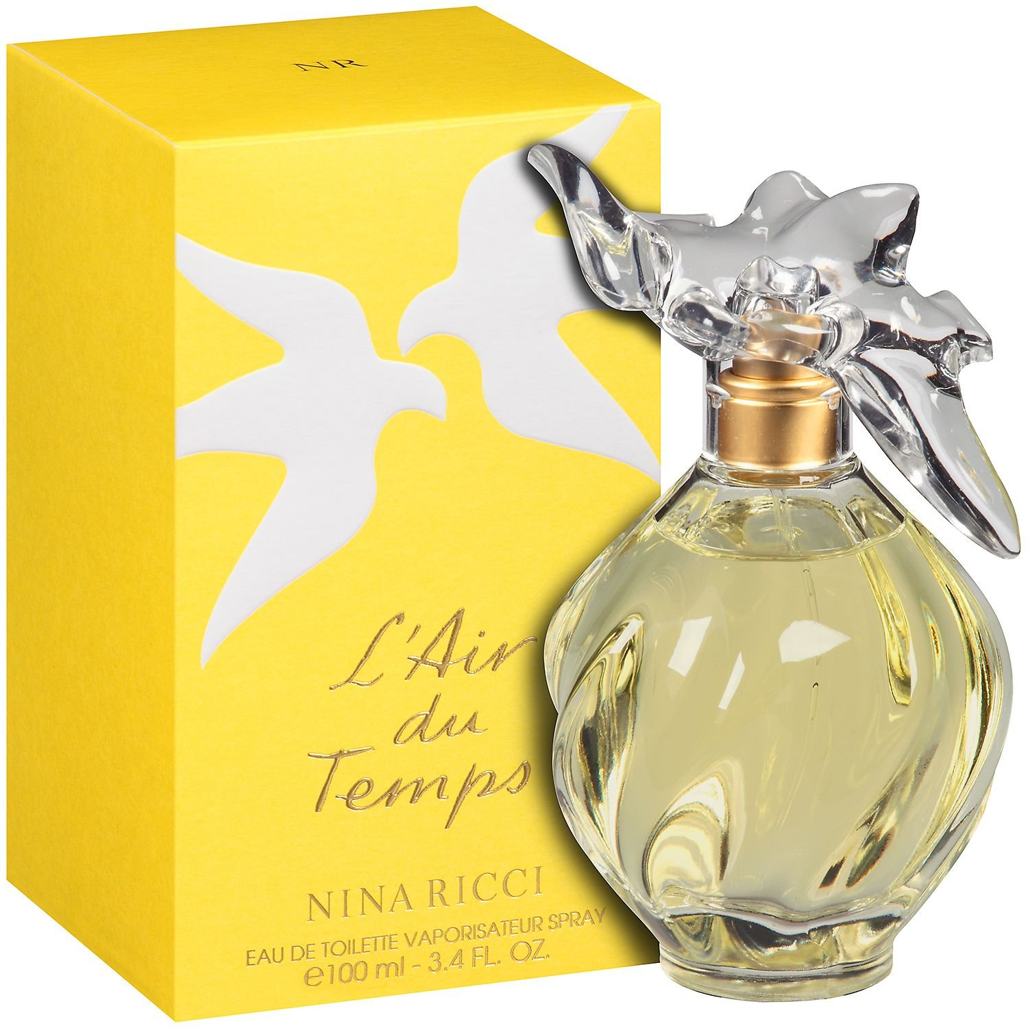 Nina Ricci L'Air Du Temps EDT for Women, 80ml