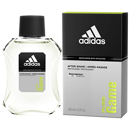 Adidas Pure Game After Shave, 100ml