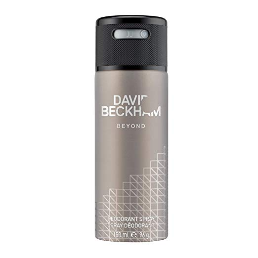 David Beckham Beyond Body Spray for Men, 150ml