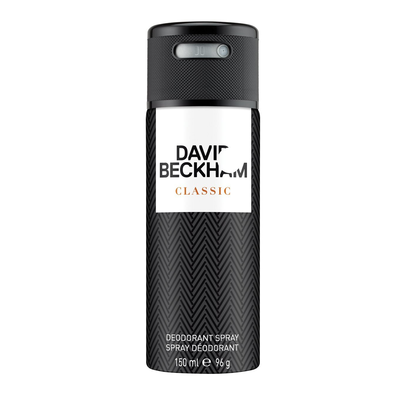 David Beckham Classic Deodorant Spray for Men, 150ml