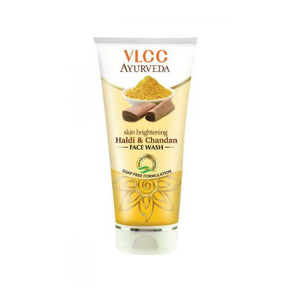 VLCC Skin Brightening Haldi & Chandan Face wash -100g