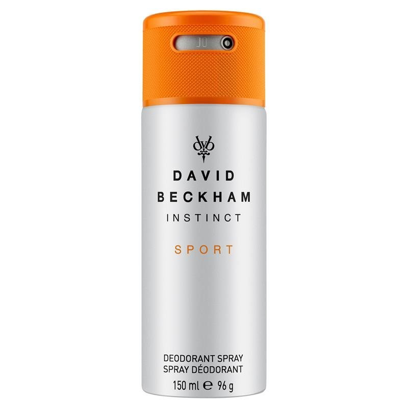 David Beckham Instinct Sport Body Spray, 150ml