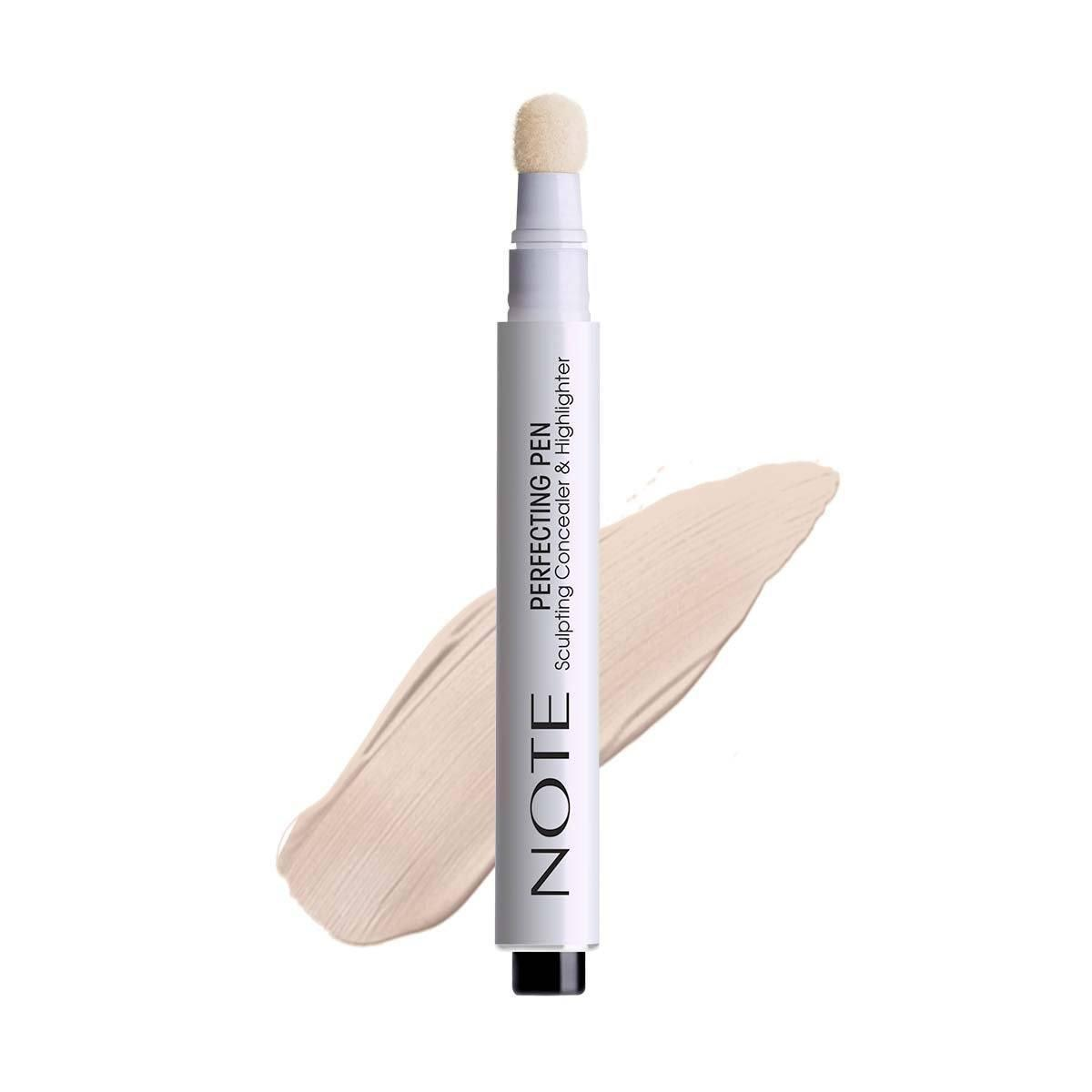 Note Perfecting Concealer & Highlighter Pen