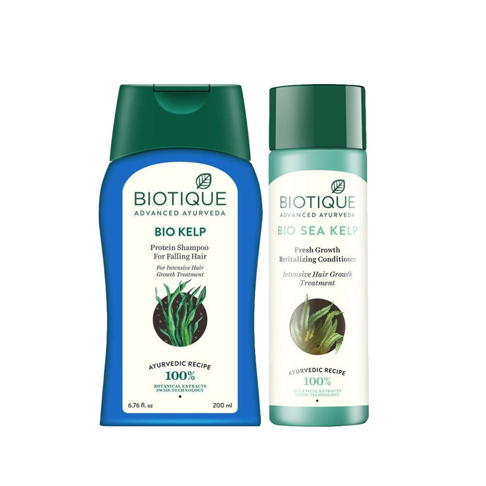 Biotique Conditioner and Shampoo Combo