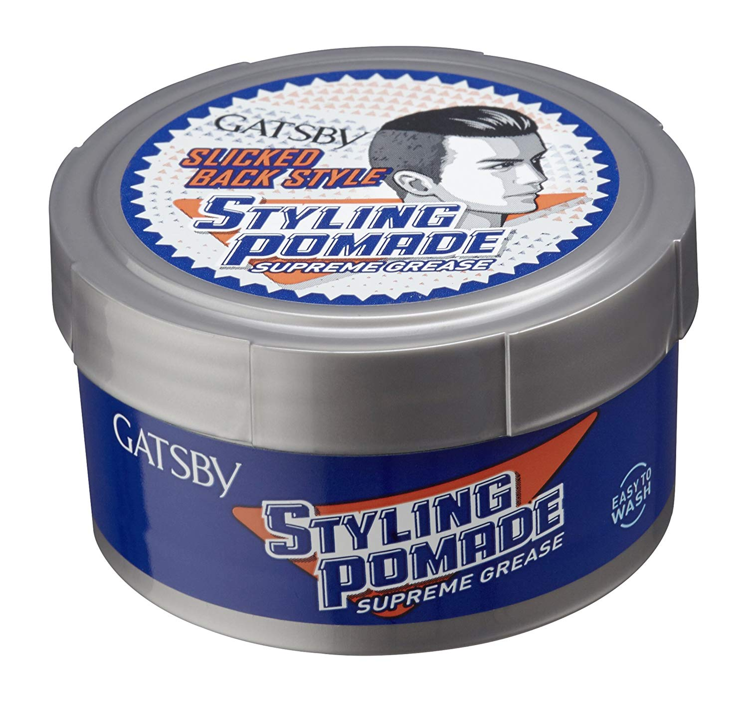 Gatsby Styling Pomade - Supreme Grease , 80gm