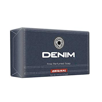 Denim Original Perfumed Soap, 125gm
